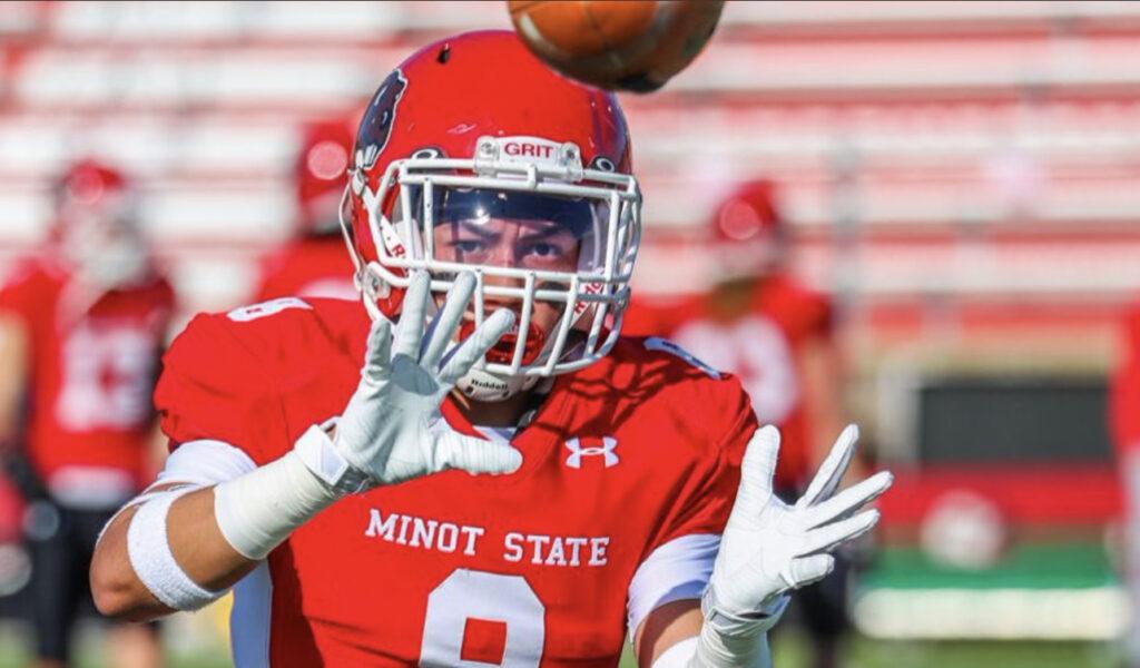 Ivan Avalos Minot State 2022 NFL Draft