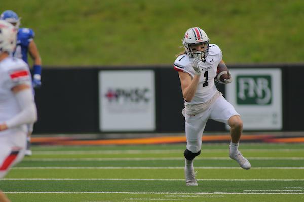 Cade Moser Northwestern College 2022 NFL Draft