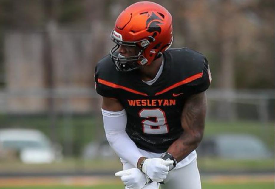 Kenny Lewis Jr. West Virginia Wesleyan 2022