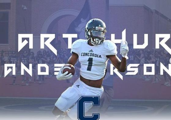 Arthur Anderson Concordia NFL Draft 2022