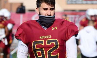 Brian Steven Morales Colorado Mesa NFL Draft