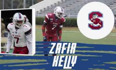 Zafir Kelly, CB, South Carolina State University | 2022 NFL Draft Prospect Zoom Interview
