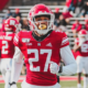 Former Rutgers cornerback Kwabena Marfo 2022 nfl draft