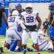Dennis Osagiede the sound pass rusher from Stephen F. Austin