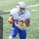 Morehead State University running back Earl Stoudemire Jr