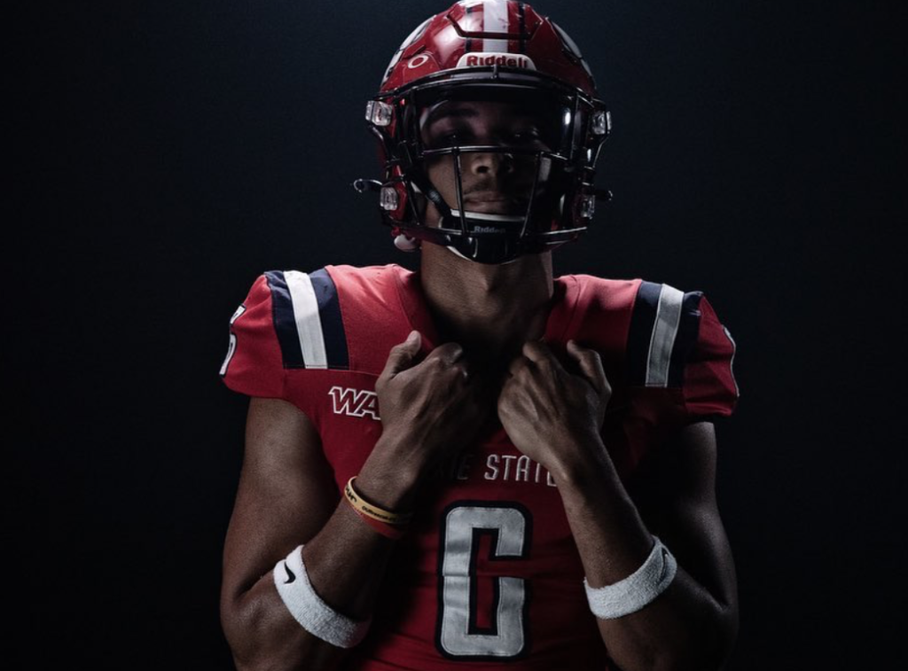 Darrius Nash Dixie State NFL Draft 2022