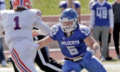 Dalton Huffman Culver Stockton 2022 NFL Draft