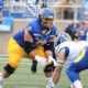 Eagan Lickiss the mauling offensive lineman from South Dakota State