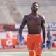 "Kai ""KJ"" Gray Tabor College 2022 NFL Draft"