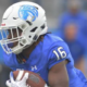 Tyeous Sharpe the standout wide receiver from Fayetteville State