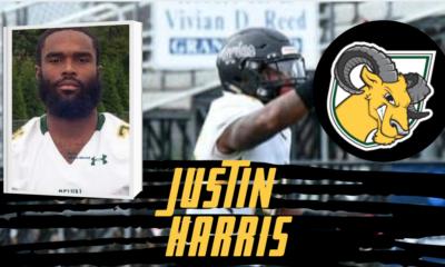 Justin Harris, DB, Delaware Valley 2022 NFL Draft