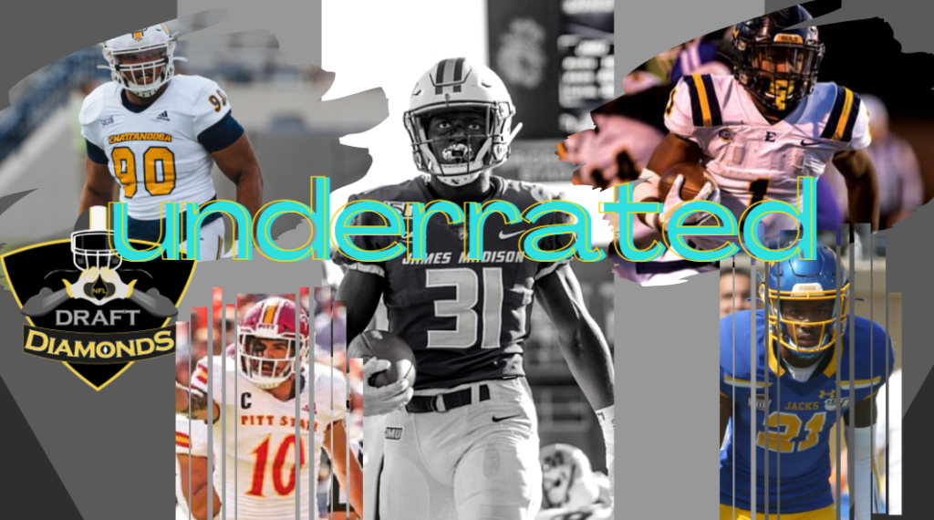All Underrated Team 2022 NFL Draft