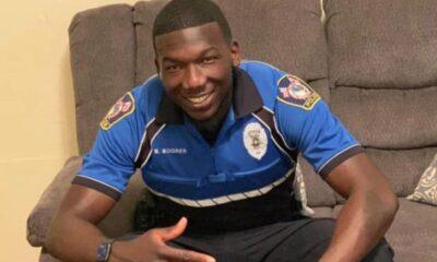 Marquis Moorer Selma Police Officer killed