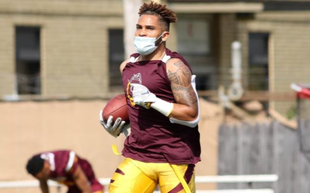 Lamar Dixon NFL Draft 2022 Charleston