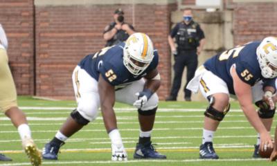 McClendon Curtis UT-Chattanooga 2022 NFL Draft