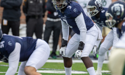 Jordan Young Old Dominion 2022 NFL Draft