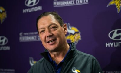 Rick Dennsion fired by Vikings