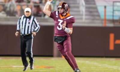 In this video, Steven Hamner of QB Spotlight talks about Virginia Tech QB Braxton Burmeister. We break down some game film from the 2020 season and talk about what we can expect from him this year.