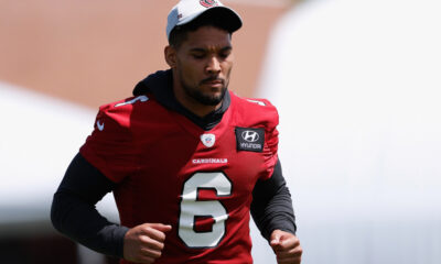 Dr. Selene Parekh breaks down the Arizona Cardinals' new RB James Conner who is recovering from offseason surgery for turf toe.