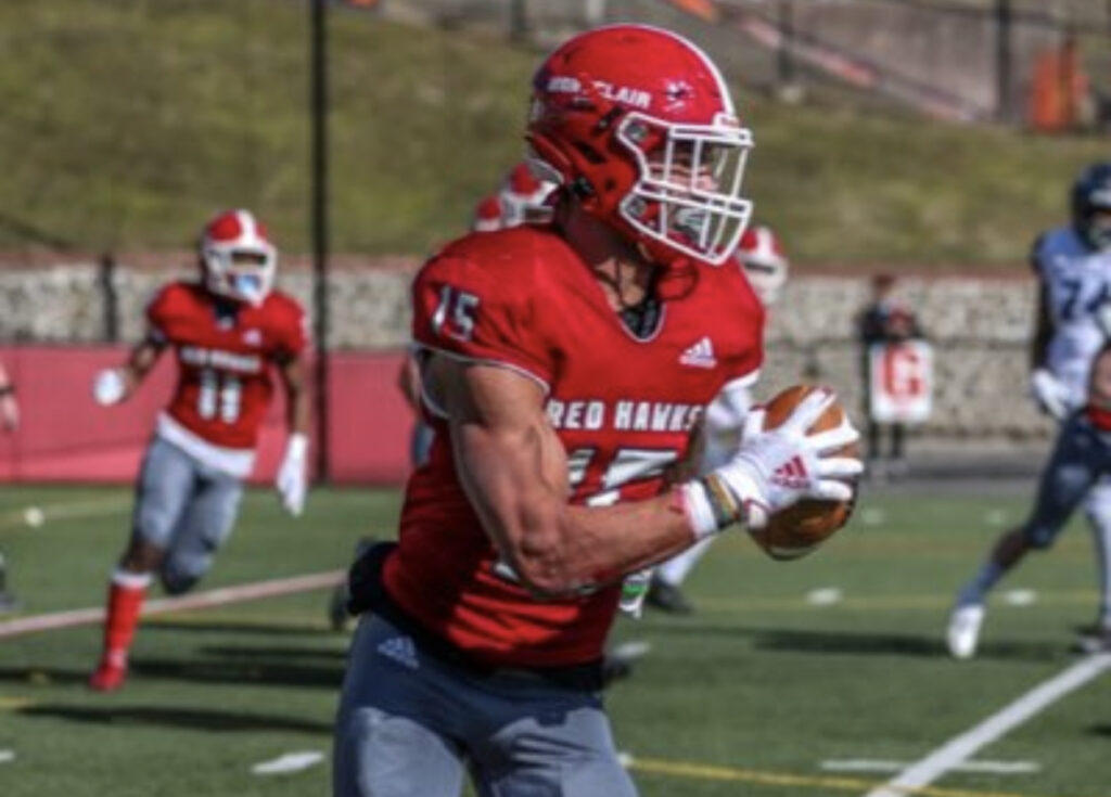 Brennan Ray the play making safety prospect from Montclair State University recently sat down with NFL Draft Diamonds owner Damond Talbot.