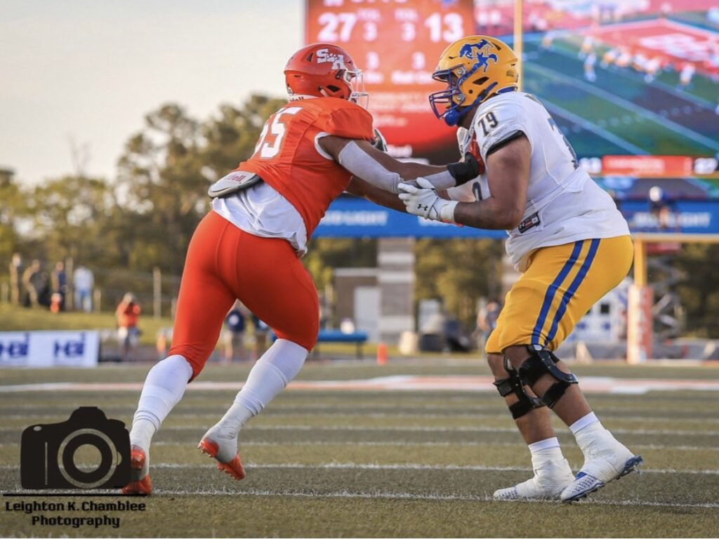 Nick Holiday McNeese State