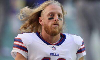 Cole Beasley NFL Draft Bills 2021