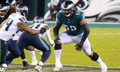 Some NFL players have talents off the field that we would never expect, but Eagles offensive tackle Jordan Mailata just blew me away.