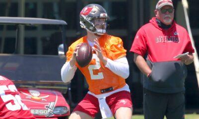 Kyle Trask Buccaneers NFL Draft