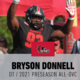 Bryson Donnell the standout defensive tackle from Southeast Missouri State University recently sat with Draft Diamonds owner Damond Talbot