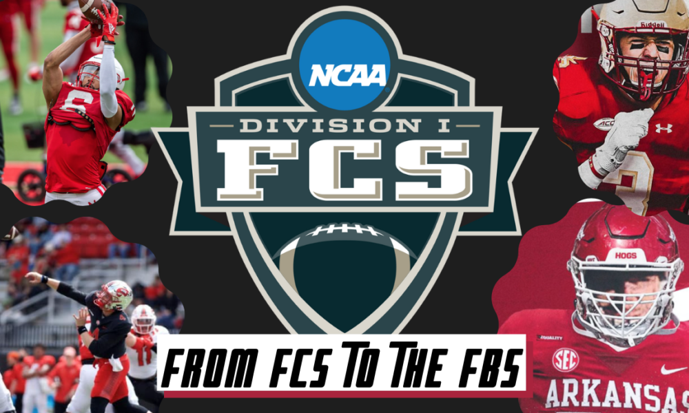 Who are the Most Impactful Small School Players Now in the FBS? Draft Guy Jimmy breaks down the most recent transfers to the FBS from the FCS!