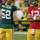 According to Pro Football Talk, Aaron Rodgers, Randall Cobb and David Bakhtiari want the former Packers linebacker to return. Last season, Matthews did not play but has not ruled out the option of returning in 2021.