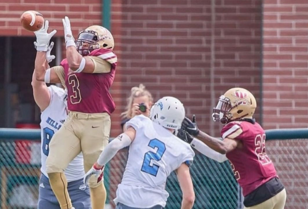 Myles Williams the play-making safety from Walsh University recently sat down with NFL Draft Diamonds owner Damond Talbot.