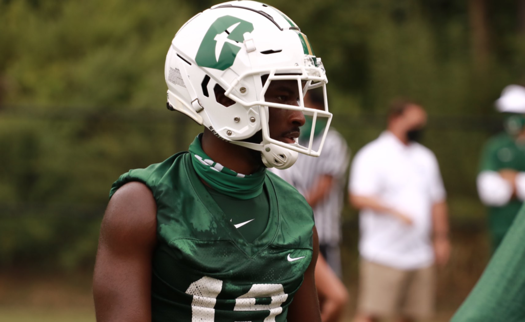 Joshua Curry was formerly at a small school before transferring to UNC Charlotte where he will finish his career. He is a sleeper that recently sat down with NFL Draft Diamonds owner Damond Talbot.