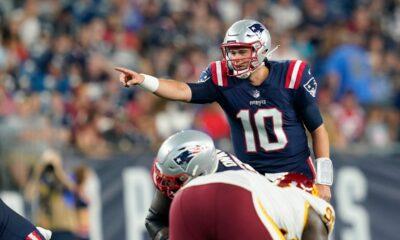 Mac Jones New England Patriots NFL Draft