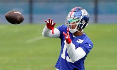 Kenny Golladay Giants Injury