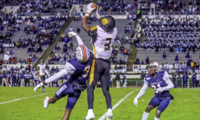 Josh Wilkes is a deep threat wide receiver out of Arkansas Pine Bluff. He sat down with NFL Draft Diamonds writer Jimmy Williams.