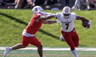 Julius Chestnut the FCS standout running back from Sacred Heart University recently sat down with NFL Draft Diamonds owner Damond Talbot.