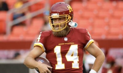 Dr. Jesse Morse shares his thoughts on reports that Ryan Fitzpatrick dislocated his hip. Maybe the Washington Football Team should call Cam Newton?