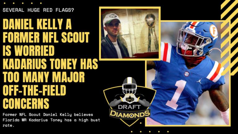 Was Daniel Kelly right about Kadarius Toney?