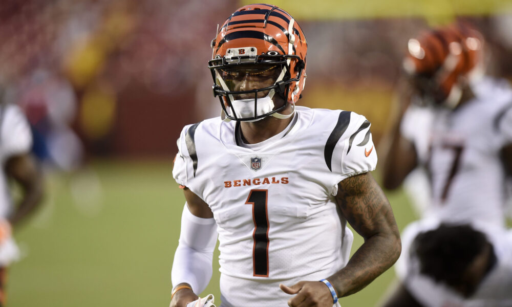 Cincinnati Bengals rookie wide receiver had a rough preseason, but can he rebound? Many fantasy football players are hoping he balls out this season.
