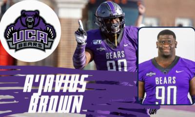 A'Javius Brown, DT, Central Arkansas | 2022 NFL Draft Prospect Zoom Interview