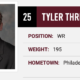 Former Mississippi State football player Tyler Threadgill passed away after a battle with COVID-19 according to reports.