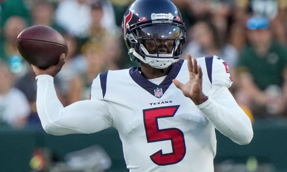 Dr. Jesse Morse breaks down the Houston Texans' Tyrod Taylor who suffered a hamstring strain in today's game.