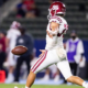 Carlson totaled 2,421 yards on 53 punt attempts, averaging 45.7 yards per punt. He pinned 14 punts inside the 20 and had 17 punts over 50 yards.