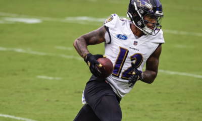 Rashod Bateman Ravens NFL