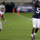 Penn State WR Jahan Dotson is a rising star in the scouting community. He is a precise route runner and is very good at making in air adjustments on the ball. Does his skill set translate to the next level?