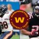 Washington Football Team Kerrith Whyte, Ito Smith