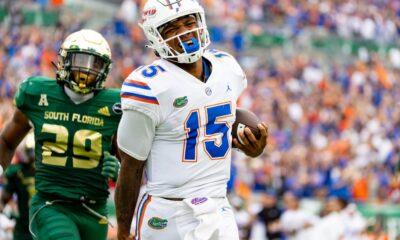 Florida Gators football Anthony Richardson