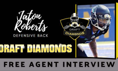 Jaton Roberts Free Agent Defensive Back