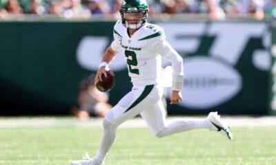 Zach Wilson Jets Joe Douglas